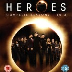Heroes (Sesong 1)